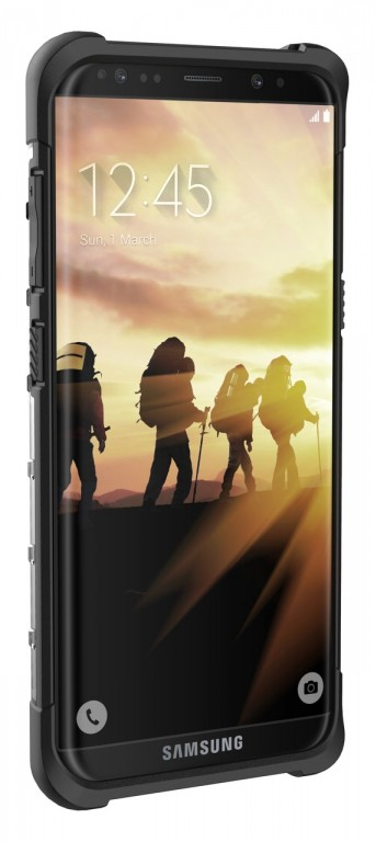New UAG Samsung Galaxy S8 cases reveal even more hardware ...