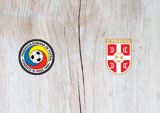 Romania vs Serbia - Highlights 14 October 2018