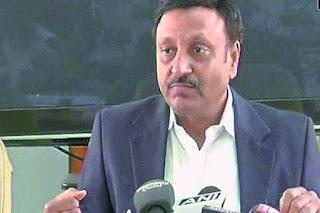 Rajiv Kumar appointed as the Finance Secretary