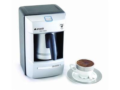 Arcelik Single Cup Turkish Coffee Machine - Turkish Coffee Singapore
