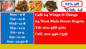 Cafe 64 Wings-N-Things