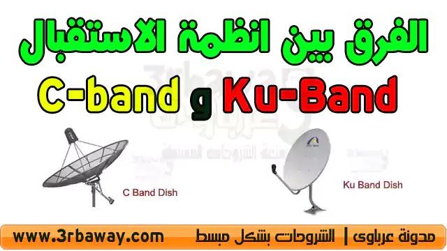 Ku-Band vs C-band