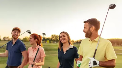 Want To Lose Weight With Main Golf, Can It Be?