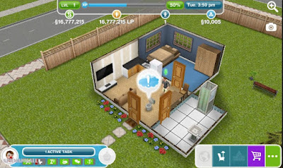 Download The Sims FreePlay v5.32.1 Apk Mod {Unlimited Money} Free