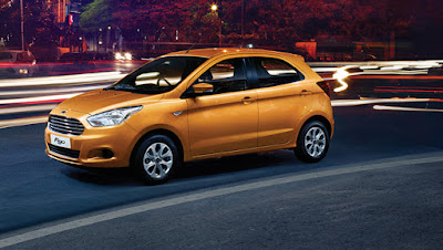 New Ford Figo 2016 hd pics