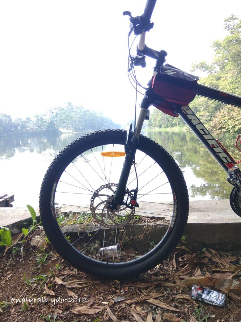 Ini Baru Main Sepeda