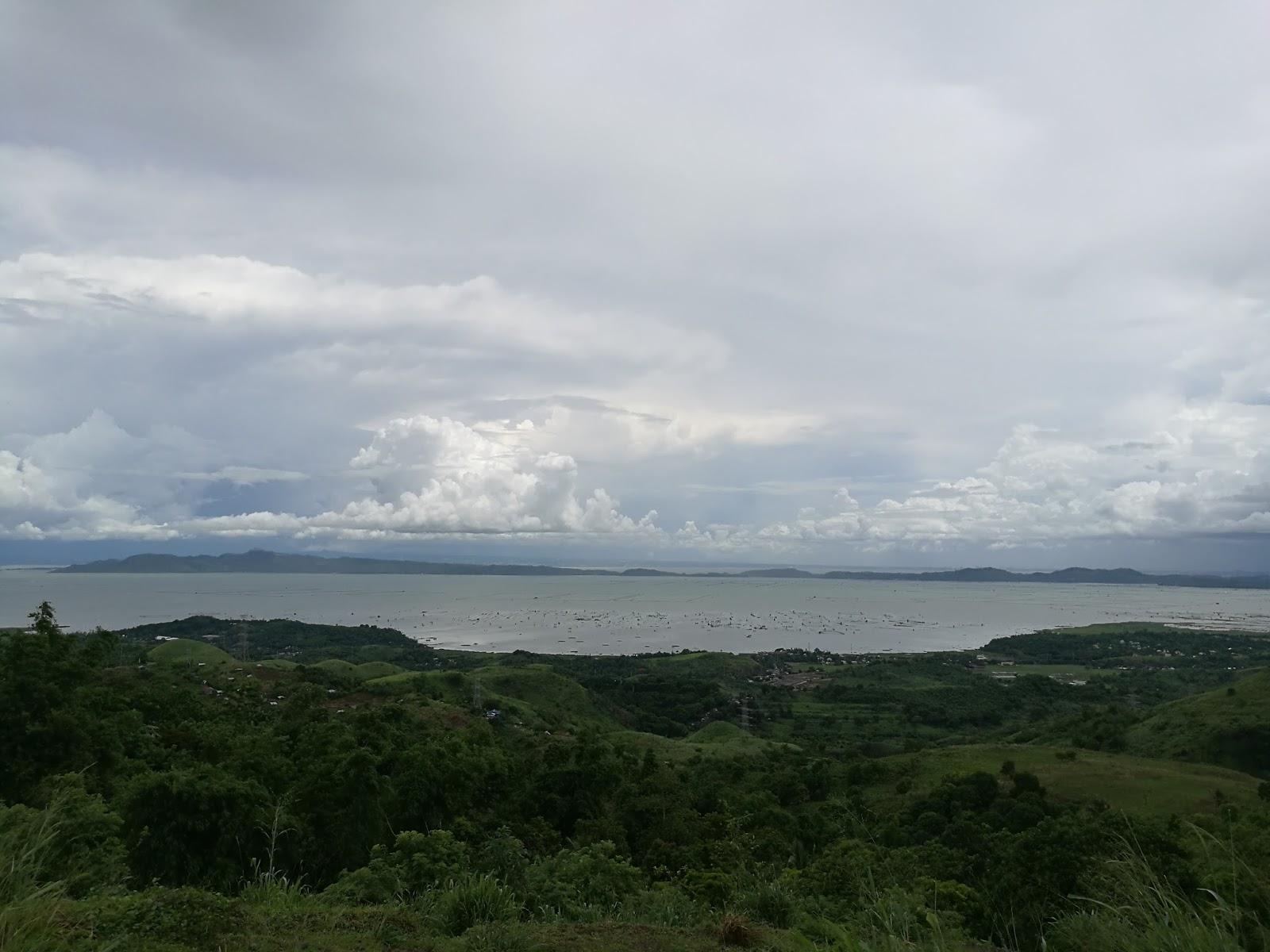 Huawei P9 Sample Camera Shot - Overlooking Laguna Lake