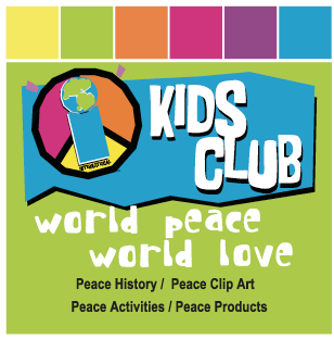 International Kids Club For Peace Day and Every Day