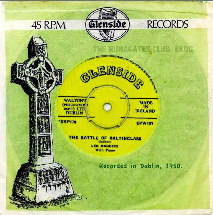 The Battle of Baltinglass, recorded in Dublin, 1950