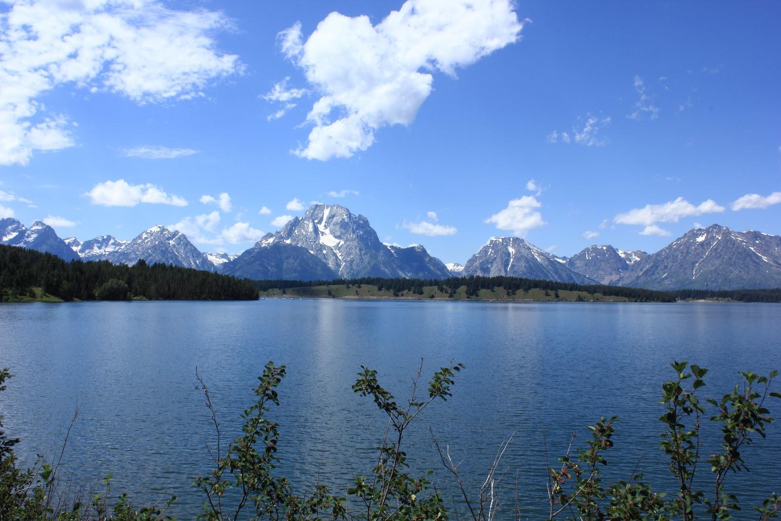 America By Rv Grand Teton National Park