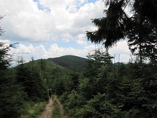 Przełęcz Długa.
