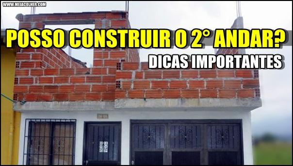 construção de 2 andares