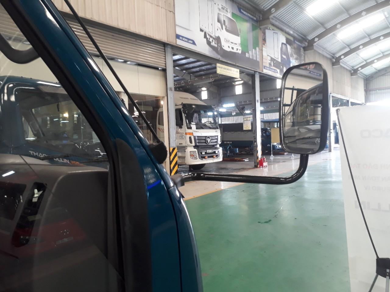 Bán xe tải ben 2.5 tấn mới tại Hải Phòng