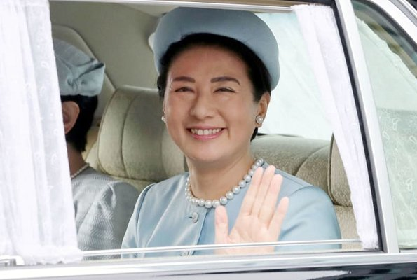 Crown Princess Masako of Japan celebrates her 55th birthday