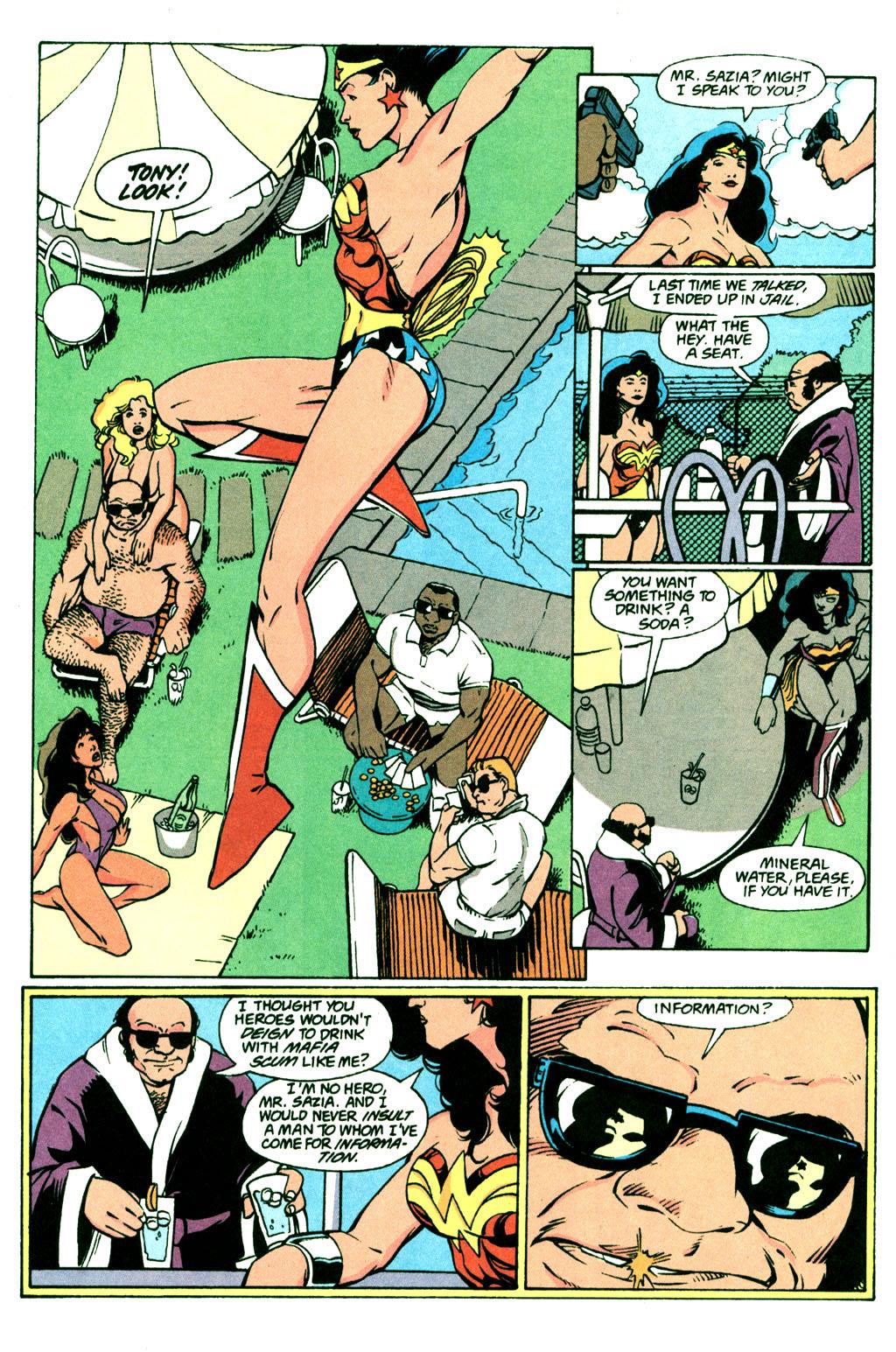 Read online Wonder Woman (1987) comic -  Issue #77 - 10