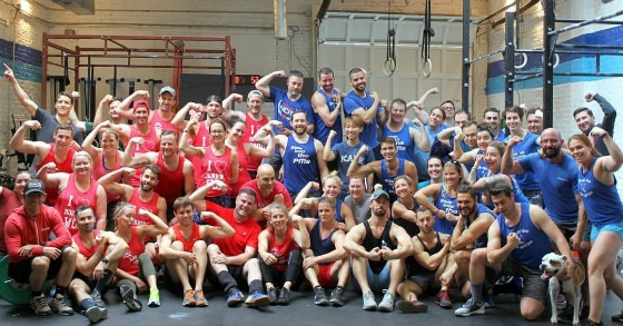 Crossfit MPH DC header image