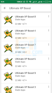 Ultimate XP Boost