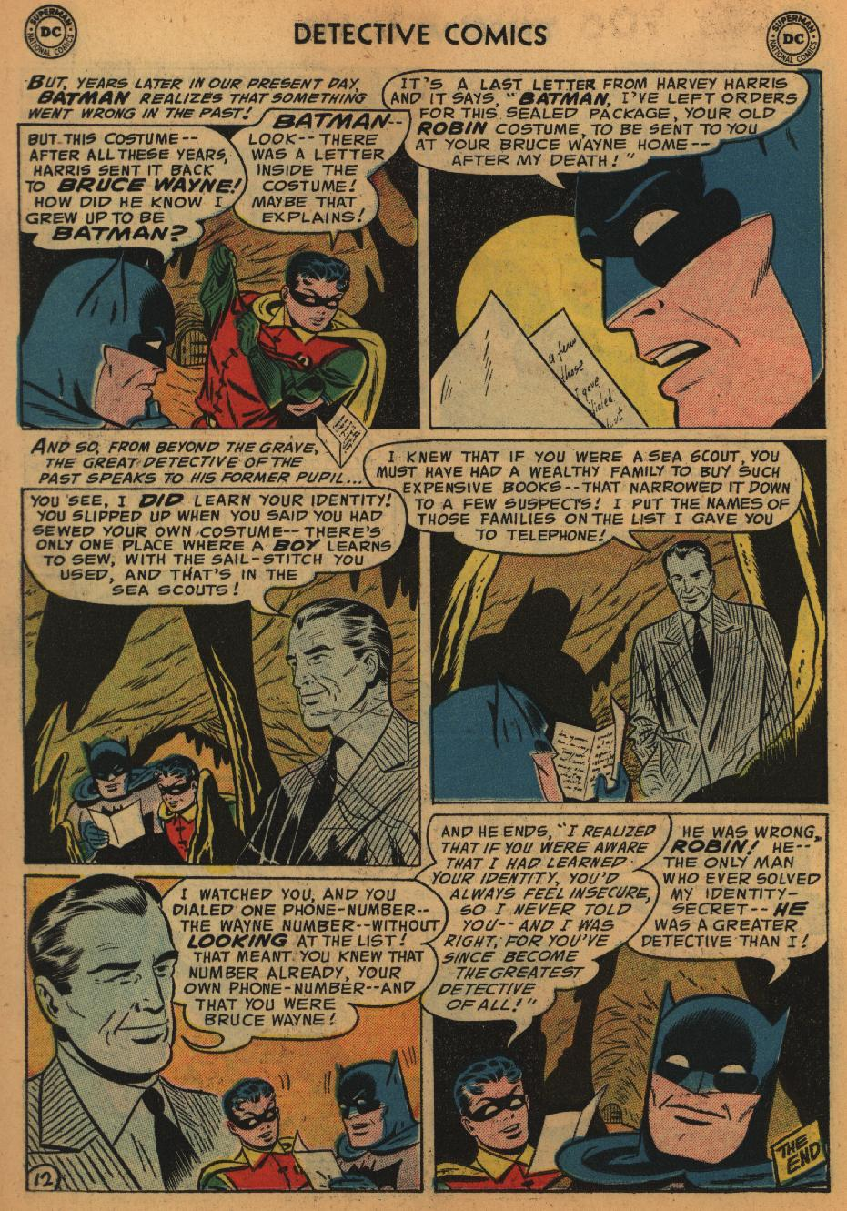 Read online Detective Comics (1937) comic -  Issue #226 - 14