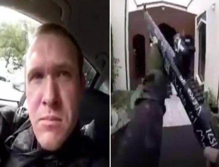Pembunuhan Christchurch