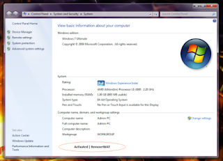 RemoveWAT 2.2.7 Activator for Windows 7