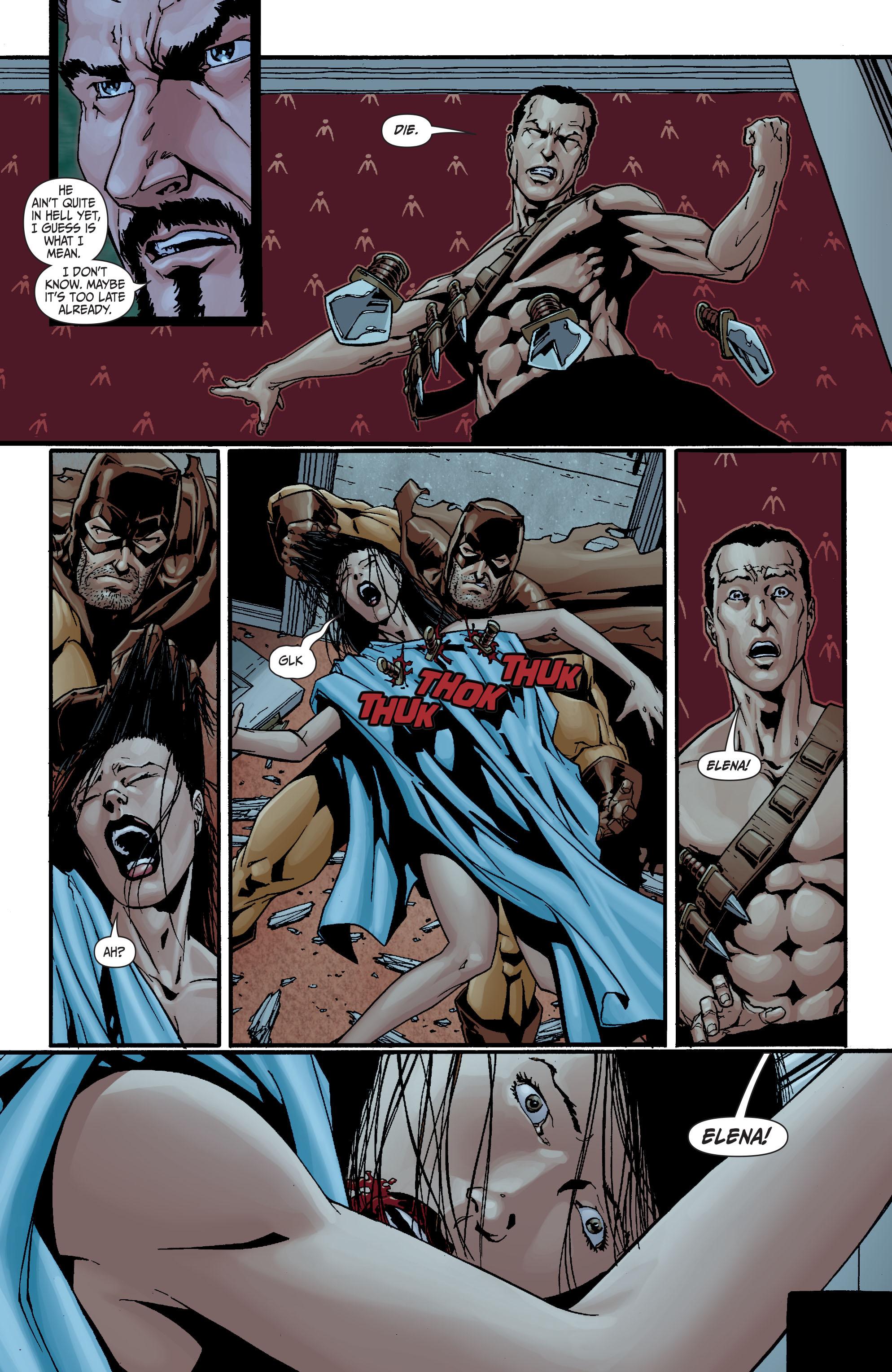Read online Secret Six (2008) comic -  Issue #20 - 20