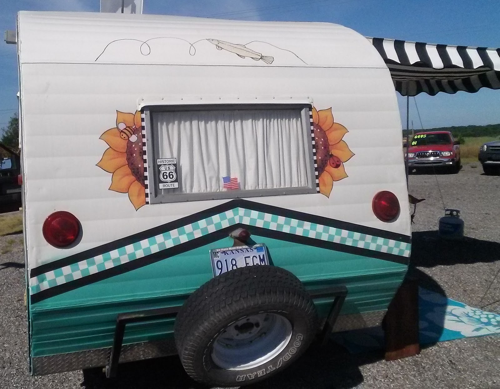 1961 Mobile Scout Rebuild Adventures: First Vintage Camper Related