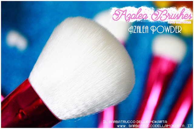 azalea brush powder cipria