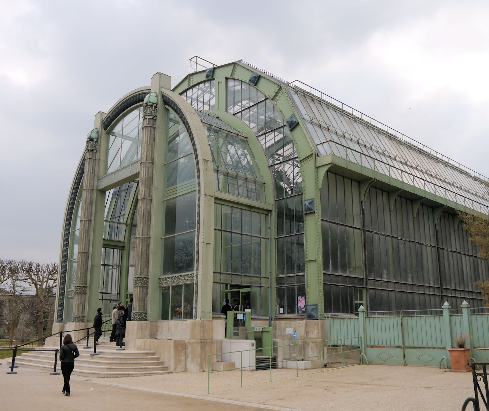 L'architecture Parisienne Des Années 1920 à 1940 : L'art
