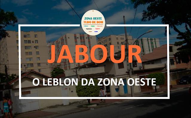 Jabour, um bairro de artistas e personalidades