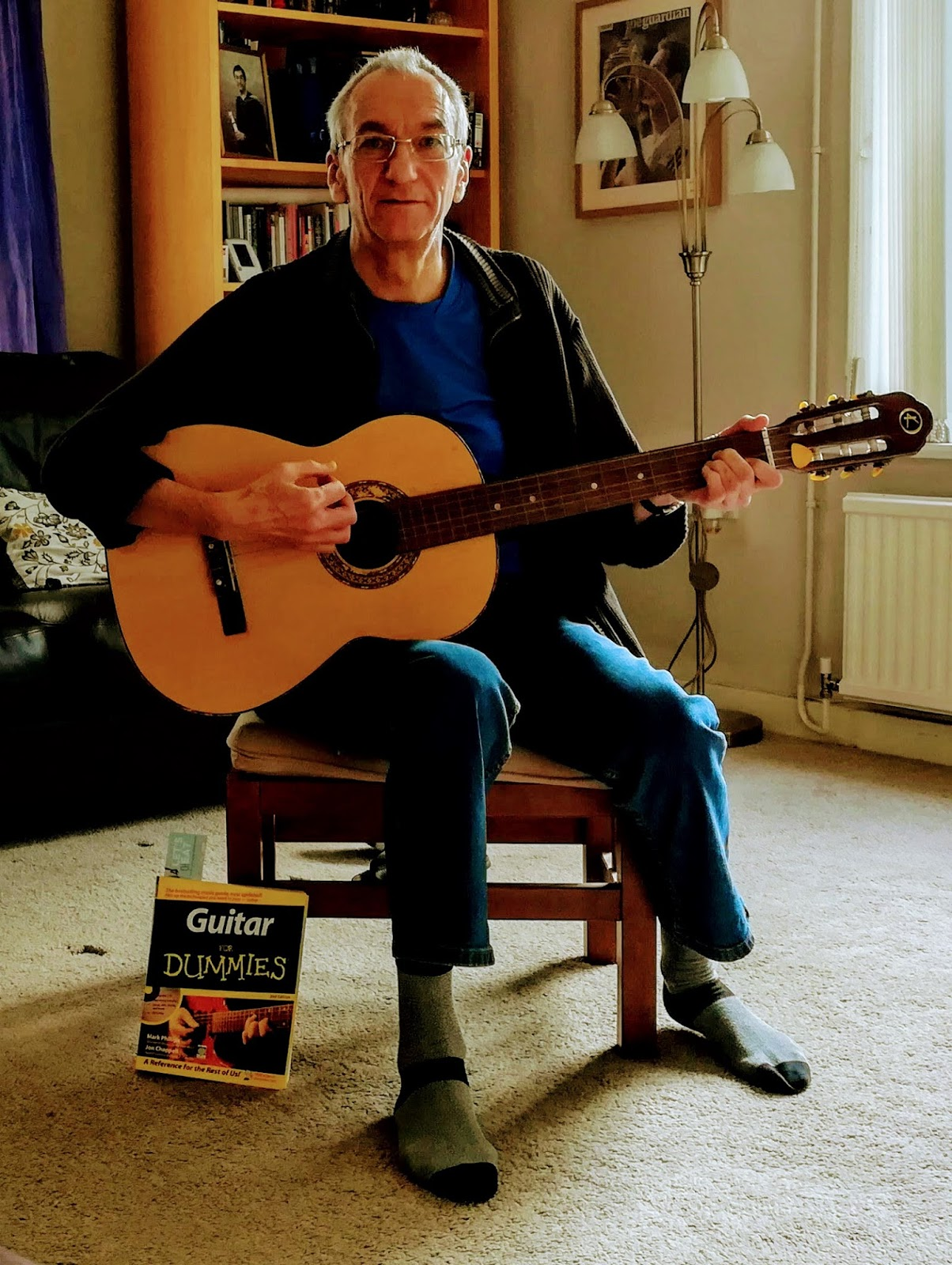 wading through treacle diary guitar for dummies. Black Bedroom Furniture Sets. Home Design Ideas