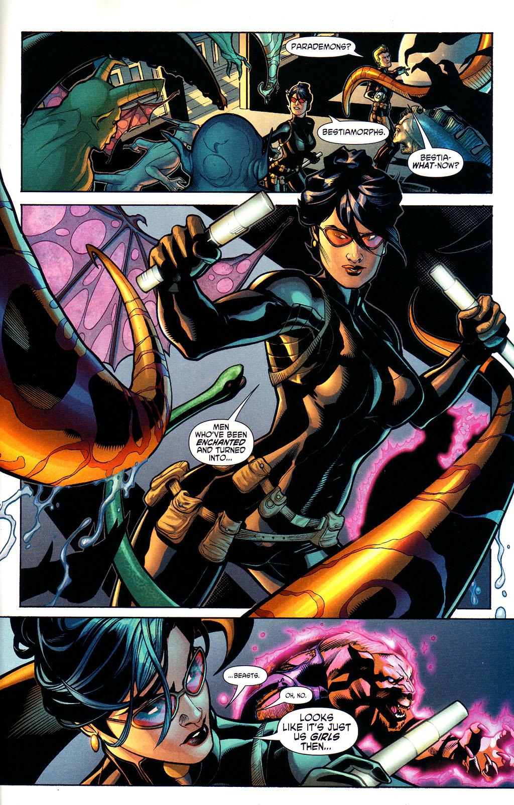 Read online Wonder Woman (2006) comic -  Issue #3 - 15