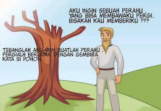 Macam-macam Jenis Dongeng dan Contoh Cerita Dongeng serta Cara Menemukan Pokok-pokok Isi Dongeng