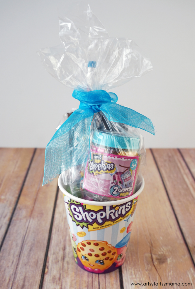 Adorable Shopkins Party Favors for an Amazing Shopkins Birthday Party on a Budget!