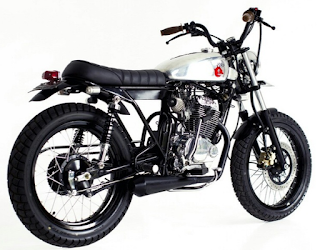 japstyle motorcycle custom