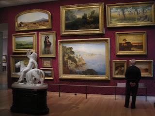 Americans Abroad Gallery    MFA, Boston