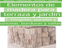 elementos madera jardin 1