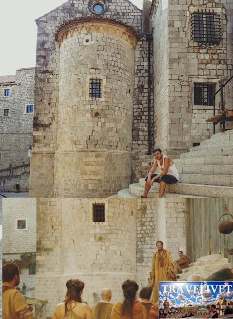 Game of thrones filming location lieu de tournage Croatie Dubrovnik