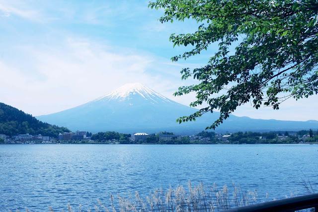 One Day Trip to Kawaguchiko from Tokyo