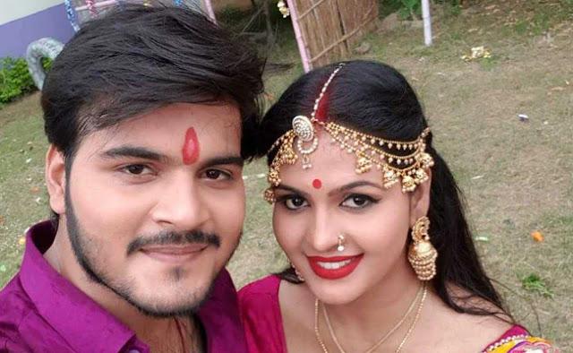 mbhmolpg navaratri 2018 bhojpuri chandani singh