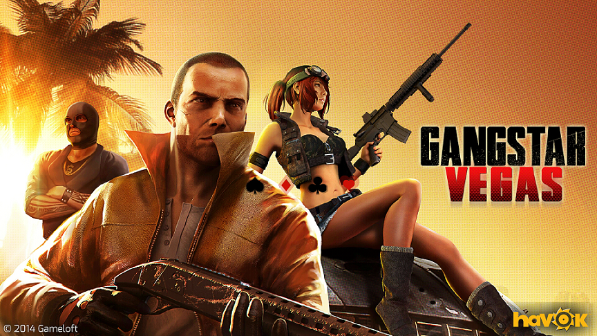 Gangstar Vegas Game Download