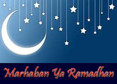 Berkah Bulan Ramadhan Bagi Para Blogger