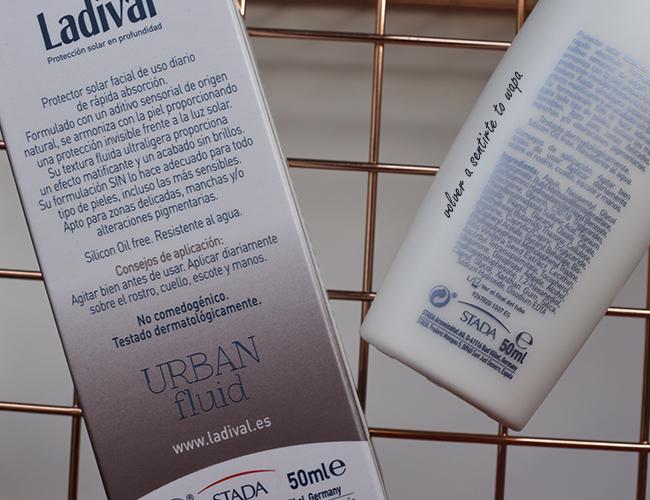 Ladival Urban Fluid Protección Solar para rostro