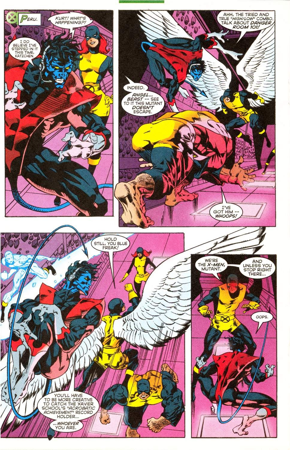 Excalibur (1988) issue 122 - Page 14