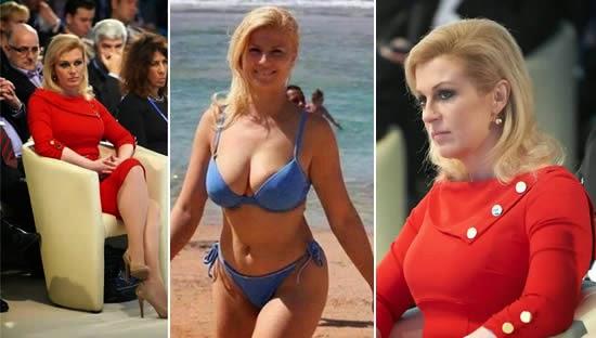 Sexy BikiniMegustalike Mas MundoMírala Presidenta En La Del Nv8wmOn0