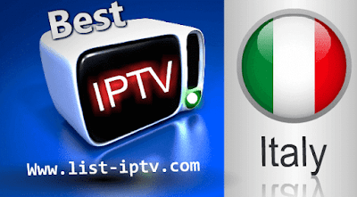 IPTV Source Playlist M3u Server Italia Channels 08-07-2018 - list IPTV links Server