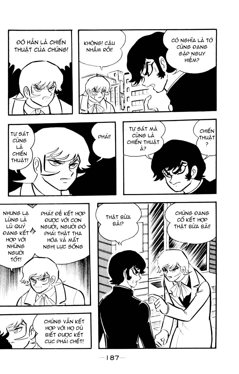 DevilMan chapter 15 trang 23