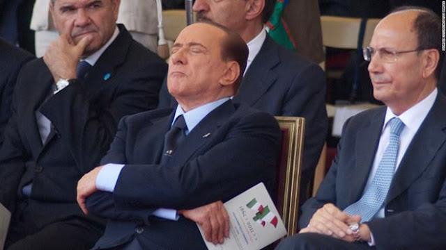 ông Silvio Berlusconi