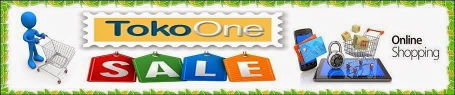 Toko Online Terpercaya TokoOne[dot]com