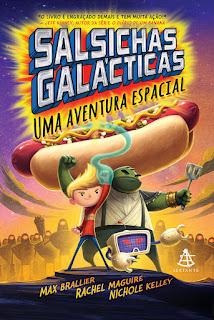 Salsichas Galácticas, Uma aventura espacial