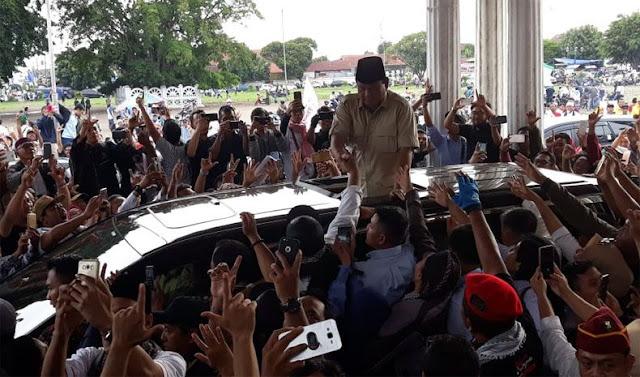 Prabowo: Jika Masih Andalkan Utang Luar Negeri, Bangsa Ini Akan Ambruk